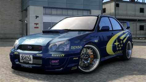 subaru wrx modded gta modding com download area 187 gta iv 187 cars 187 subaru