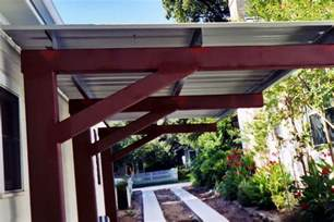 how to build a patio cover roof how to build a patio cover with a corrugated metal roof