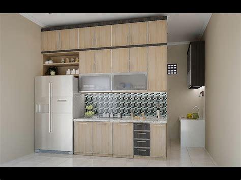 Lemari Dapur Bersih dapur bersih dan dapur kotor dian interior design