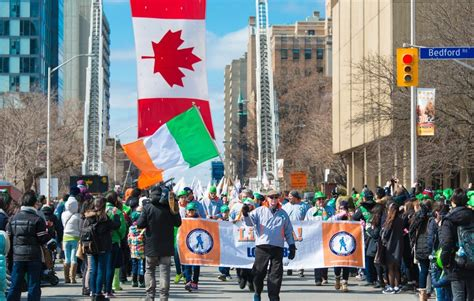 st s day parade toronto 2015 the st s day parade returns to toronto this