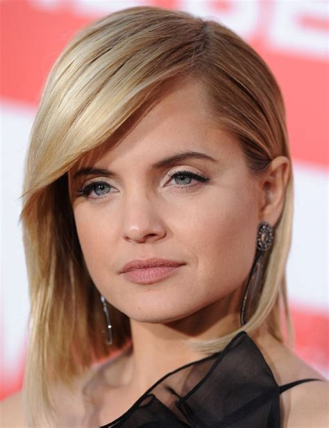 how to cut a medium length layered choppy bob haircut like