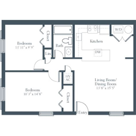 2 room flat floor plan apartment floor plans 2 bedroom
