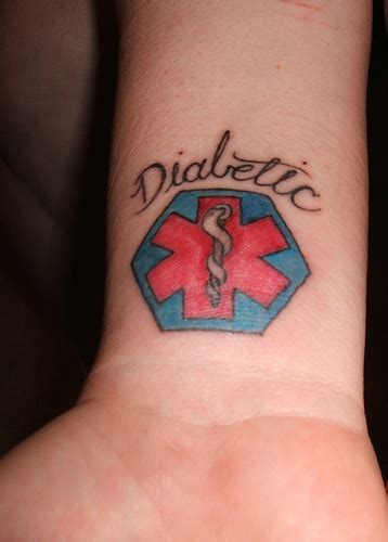 type 1 diabetes tattoos on wrist diabetes wrist www imgkid the image kid has it