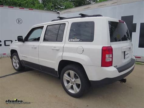 Jeep Patriot Tow Hitch 2013 Jeep Patriot Trailer Hitch Curt