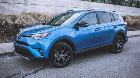 Toyota Ra4 2016 Toyota Rav4 Review Roadshow