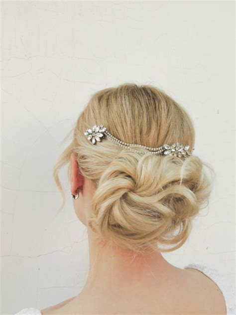 Wedding Hair Accessories Deco by Wedding Hair Accessories Deco Headpiece Rhinestone