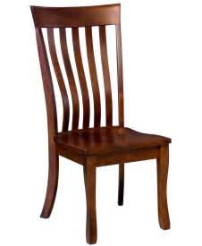 Amish Oak Dining Chairs Berkley Dining Chair Amish Direct Furniture