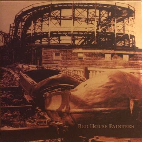 red house painters smokey does anyone know the coaster on this album cover rollercoasters