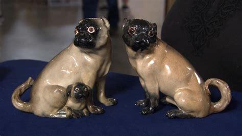 meissen pugs for sale meissen porcelain pug dogs ca 1880 antiques roadshow pbs