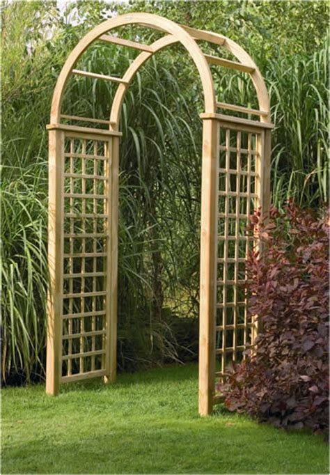 Garden Arch Design Ideas Beautify The Entrance To Your Garden With Installing
