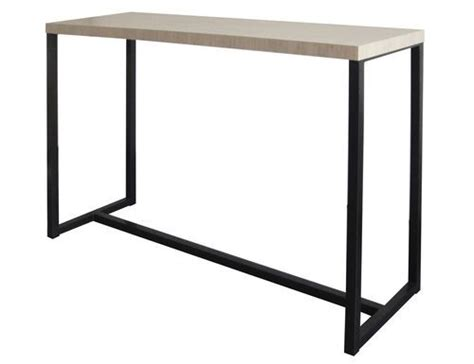 wooden high bar table best 25 high bar table ideas on one by one