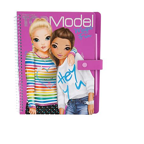 Top Model Wedding Design Book by Magic Fashion Designer Book Top Model