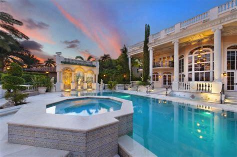 the most beatiful palm avenue fenomenalna vila izgrađena u italijanskom stilu na floridi