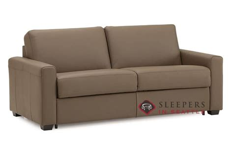 palliser sleeper sofa customize and personalize roommate leather sofa by