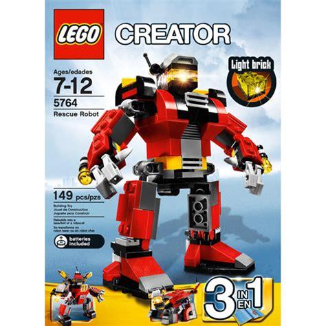 robot walmart lego creator rescue robot kid s creator set walmart