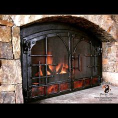 Tuscan Grill Fireplace by 1000 Images About Chimeneas On Fireplace