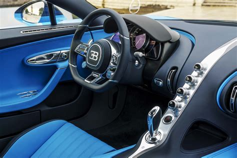 bugatti 2017 interior bugatti chiron interior 02 motor trend