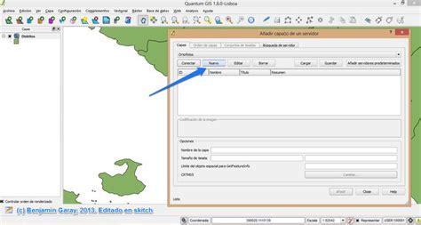 tutorial arcgis geologia ogc cargando servicios ogc en qgis 1 8 0 geograf 237 a
