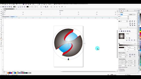 corel draw x7 jpg simple logo with corel draw x7 youtube