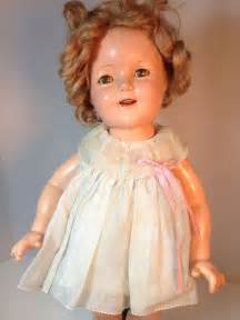 vintage shirley temple doll ideal company rare by stylishpiggy