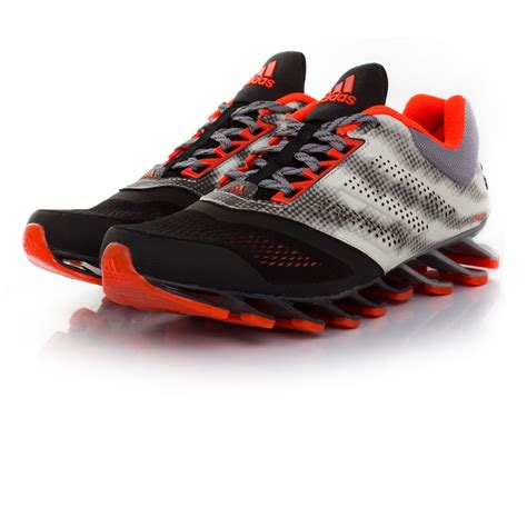 Shoes Sport Adidas Springblade Hitam Putih Shoes Casual Pria adidas springblade drive 2 mens white black running sports shoes trainers ebay