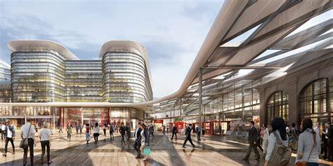 foster partners construira la nueva estacion central de