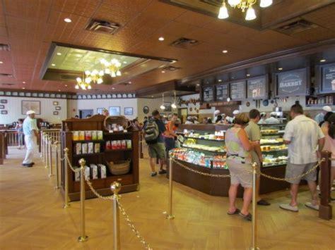 new magic kingdom starbucks quot starbucks sponsored bakery opens at magic