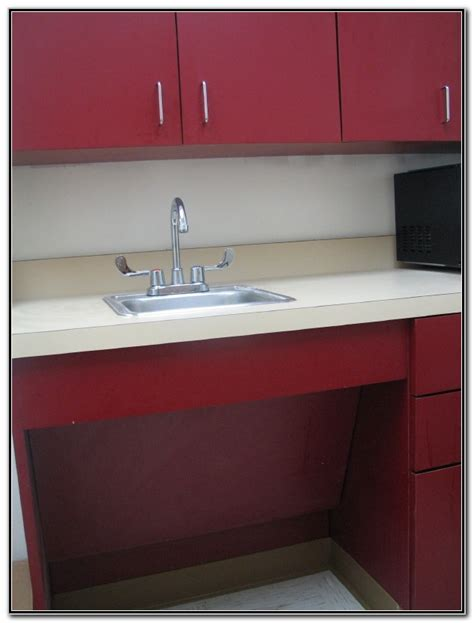 Ada Kitchen Sink Ada Compliant Kitchen Sink Cabinet Page Best Home Decorating Ideas Home Decorating
