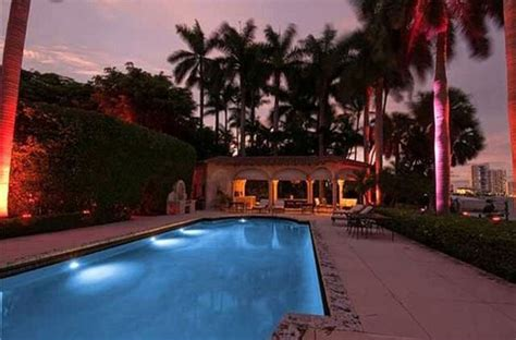 gloria estefan house gloria estefan s main miami beach house photo 4 tmz com