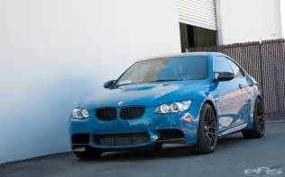 laguna seca blue bmw e92 m3 by european auto source gtspirit