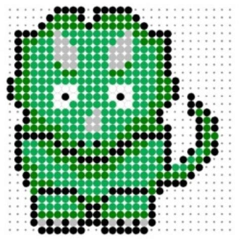 perler bead animal patterns animal perler bead patterns hubpages