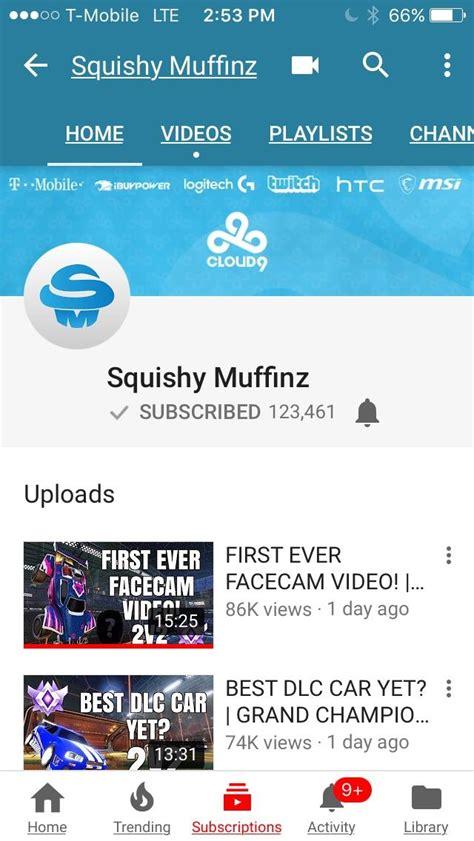 squishy muffinz squishy muffinz new logo is legitness