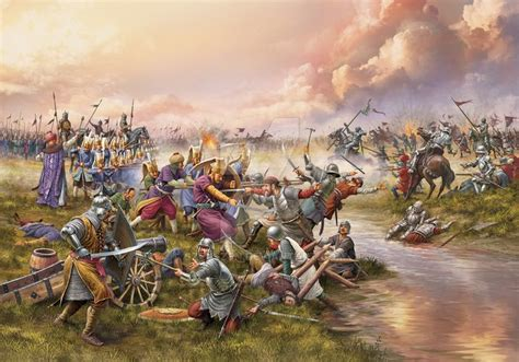 ottoman warfare the battle of mohacs ottoman habsburg war the o jays for the and the battle