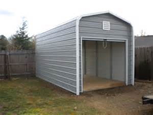 metal garden sheds by metals direct inc