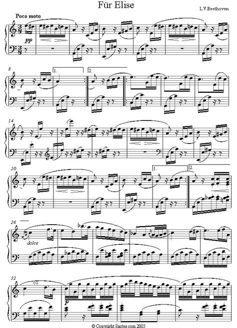 beethoven biography fur elise ludwig van beethoven f 252 r elise piano version genius