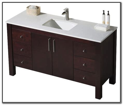 Bathroom Vanity Toronto 60 Bathroom Vanity Single Sink Toronto Sink And Faucets Home Decorating Ideas Wapxqqer3d