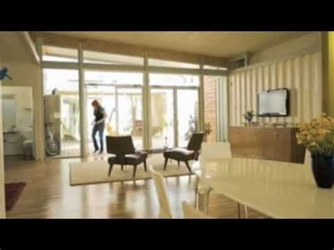 homes and interiors shipping container homes interiors youtube