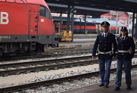 ufficio passaporti udine polizia ferroviaria di udine operazione rail safe day
