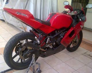 Lu Hid Motor 150 Rr modifikasi 150 rr 2011 keren inspirasi modif
