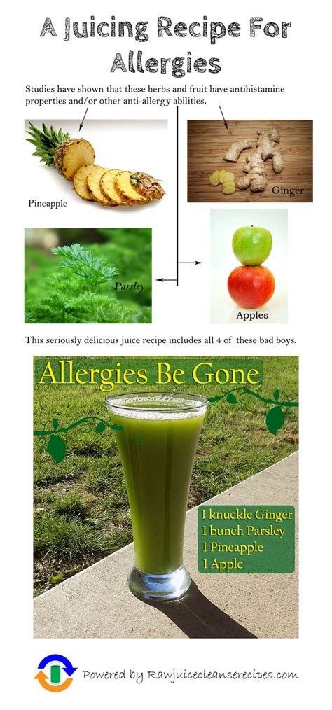 Juice Detox Reaction by 25 Best Ideas About Allergy Relief On