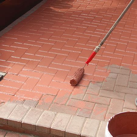 Can You Paint Patio Pavers Can You Paint Patio Tiles How To Stain Your Patio To Look