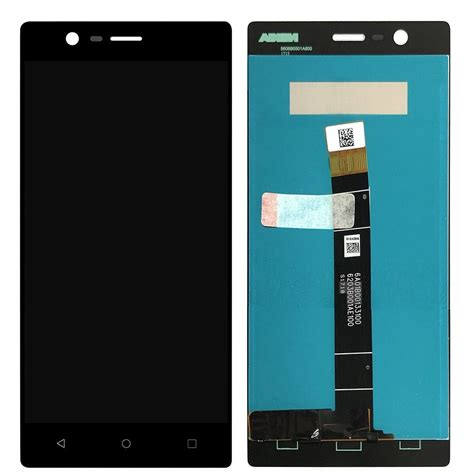 nokia 3 lcd display touch screen digitizer assembly