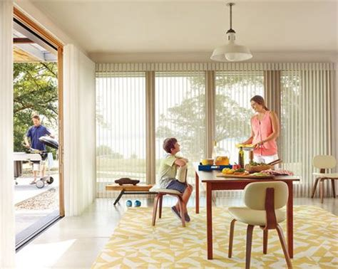 Privacy Sheers For Sliding Glass Doors by Douglas Luminette Privacy Sheers Are Great For
