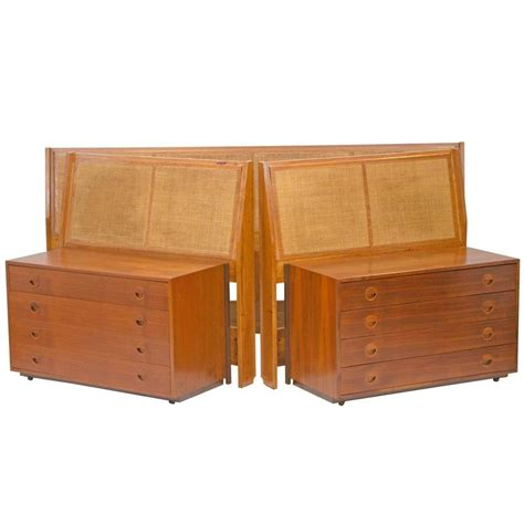headboard with nightstands danish king size headboard with matching nightstands by