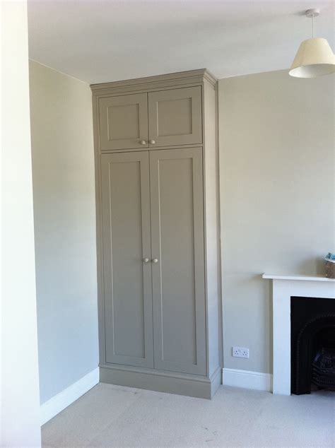 Bespoke Wardrobes Bespoke Fitted Wardrobe With Shaker Panel Doors By
