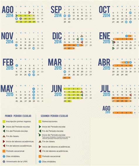 Calendario Uabc Calendario Medicina Mexicali Uabc 2016 2 Calendario Uabc