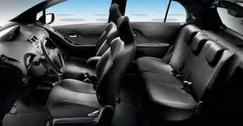 Interior Toyota Terbaru Gambar Interior Mobil Toyota Yaris Terbaru Dan