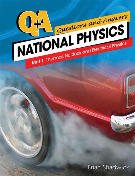 national 4 physics sciencepress