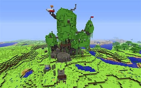 time tree adventure time tree fort minecraft project