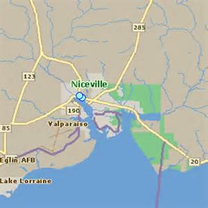 Niceville Florida Map by Pics Photos Map Of Comfort Suites Niceville Niceville